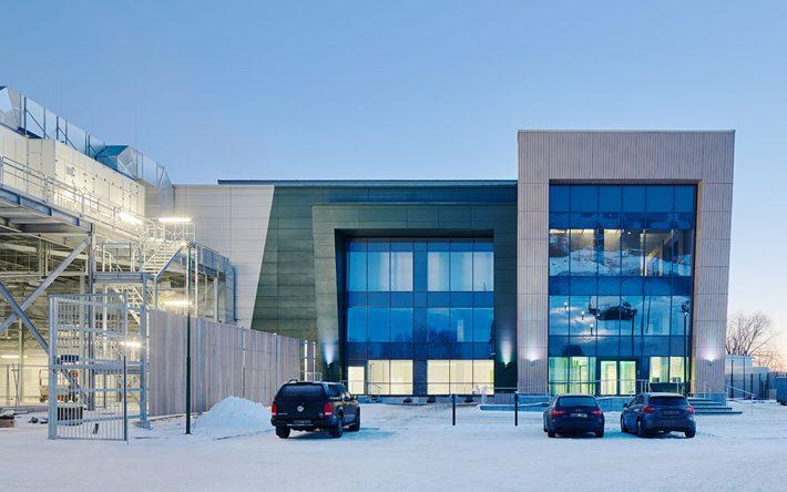 Digiplex data centre upplands vasby