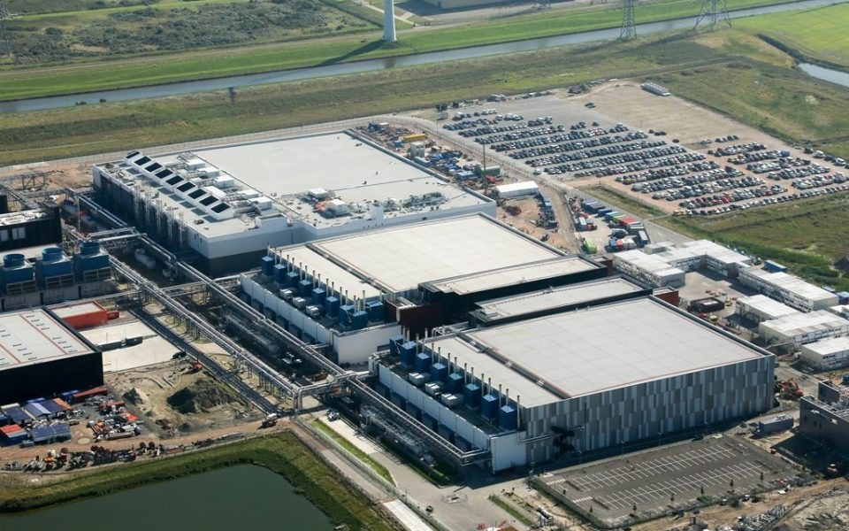 Google Data Centre Eemshaven